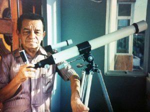 Professor Rubens de Azevedo