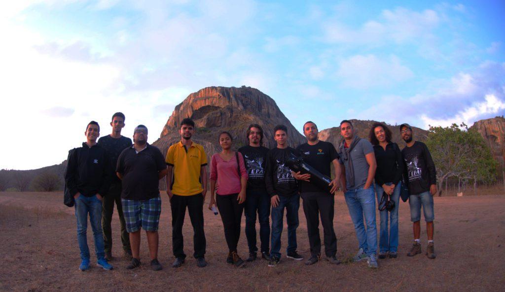 Equipe Paraibana em Araruna
