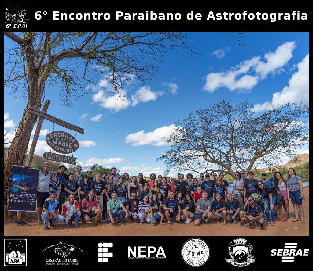 Foto Oficial do 6º EPA! - Foto: Caio Silva
